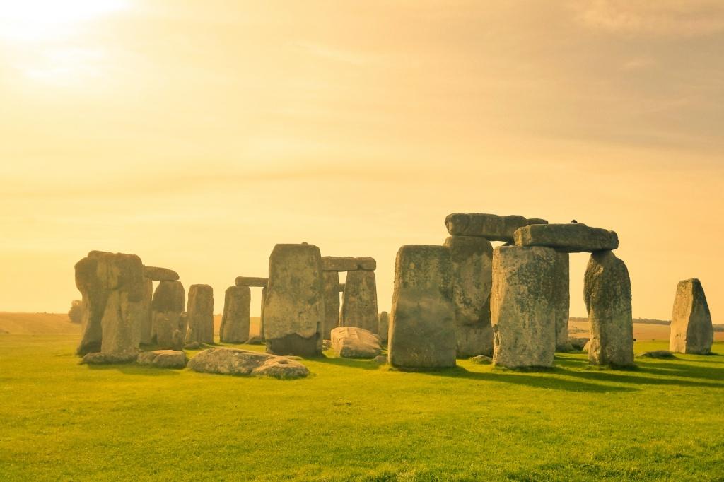 Stonehenge Età Della Pietra - Foto gratis su Pixabay
